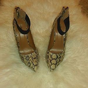 Dollhouse high heels